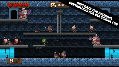 Screenshot from Horde - 2 Player Co-Op Game