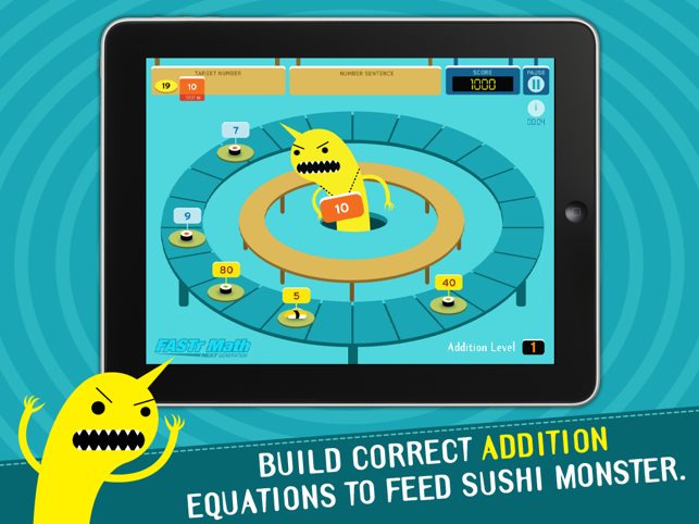 ‎Sushi Monster Screenshot