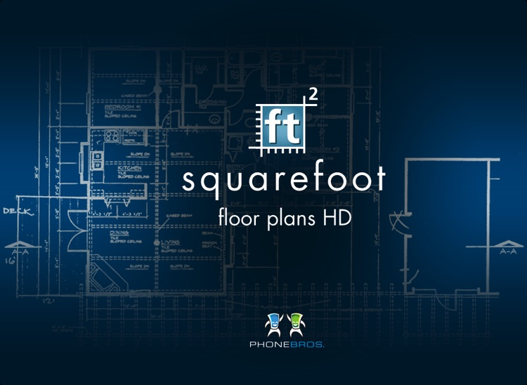 Square Foot: Floor Plans HD