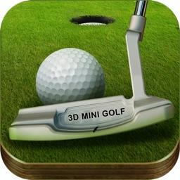 3D Mini Golf +