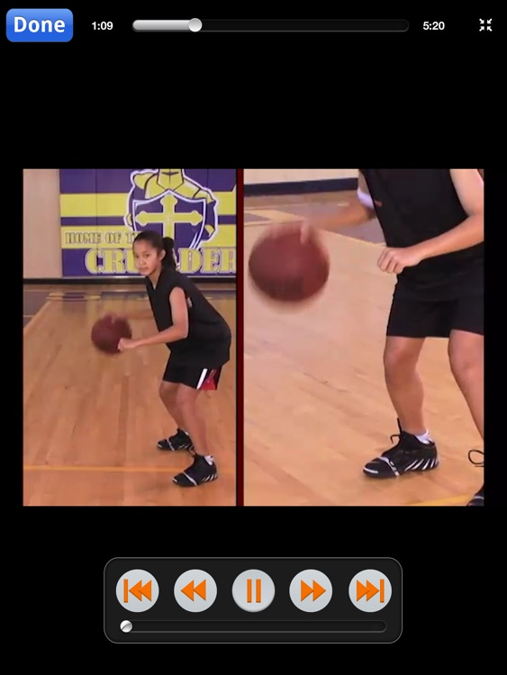 Great Ball-Handling Made Easy! - With Coach Brian McCormick - Full Court Basketball Training Instruction XL screenshot-4