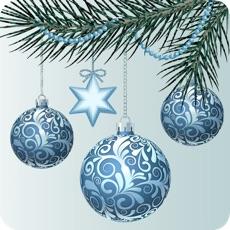 Activities of Christmas tree decoration
