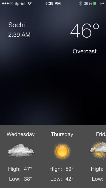 Weather 2x screenshot-4