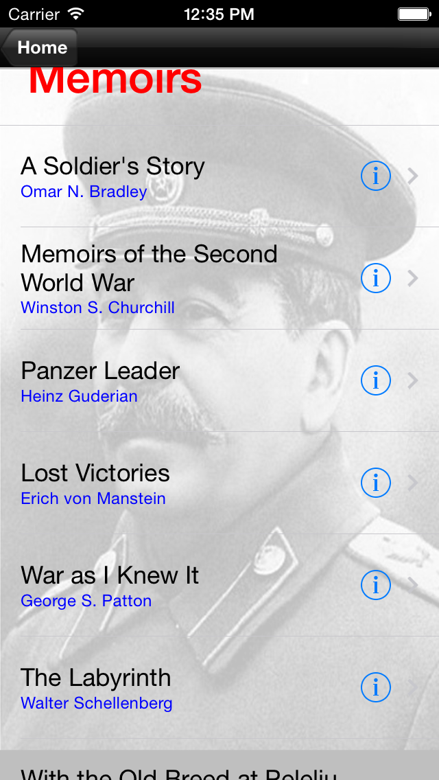 WWII: History Challenge screenshot four