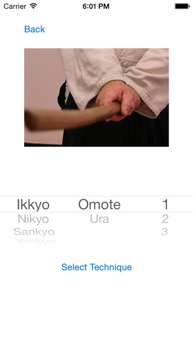 Aikido Weaponのおすすめ画像2