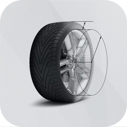 Calculator tire