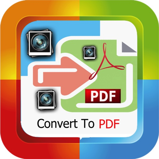 Convert Photo To PDF Professional