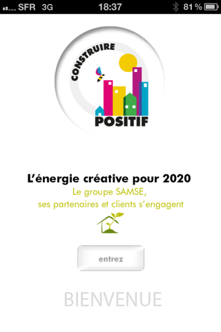 Construire Positif screenshot 1