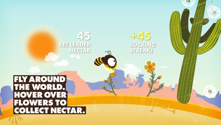 Bee Leader screenshot-0