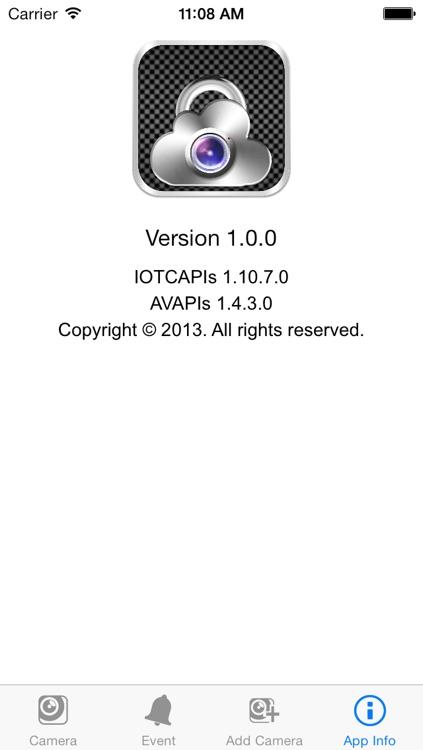 P2PCamView screenshot-3