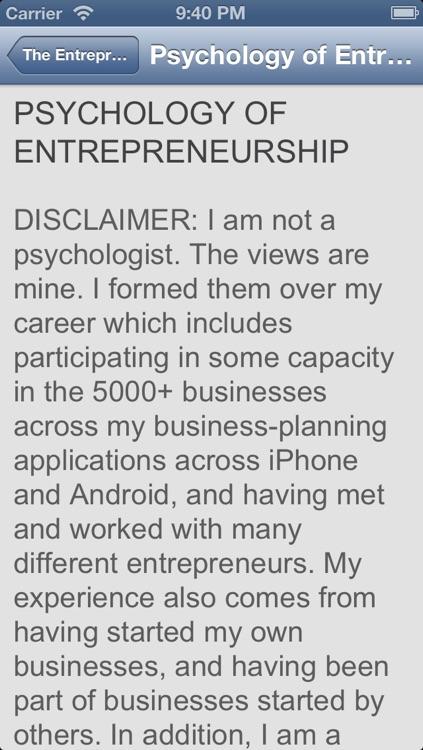 Entrepreneurs & Startup Community screenshot-4