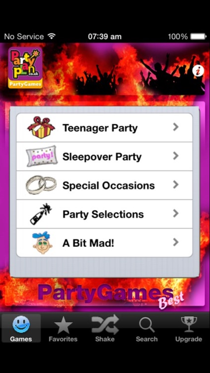 Best Party Games Lite