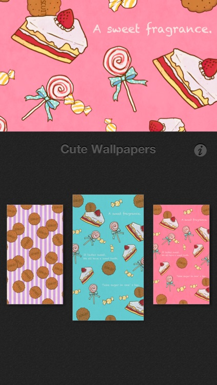 Cute Illustration Wallpapers screenshot-3