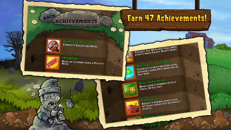 Plants vs. Zombies screenshot-4