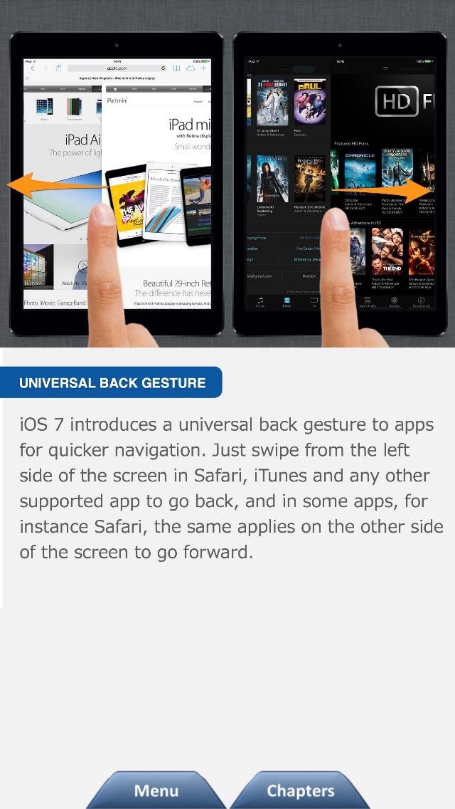 Secrets For Ipad review screenshots