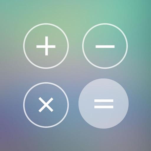 Calculatr - Free calculator for iPad iPhone