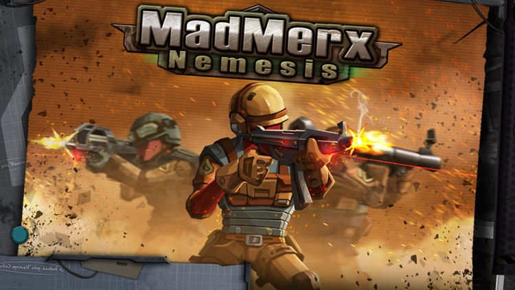 Mad Merx: Nemesis screenshot-4