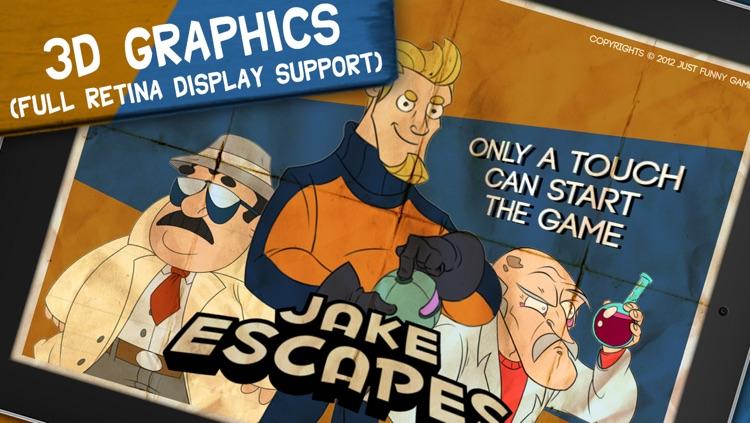 Jake Escapes HD
