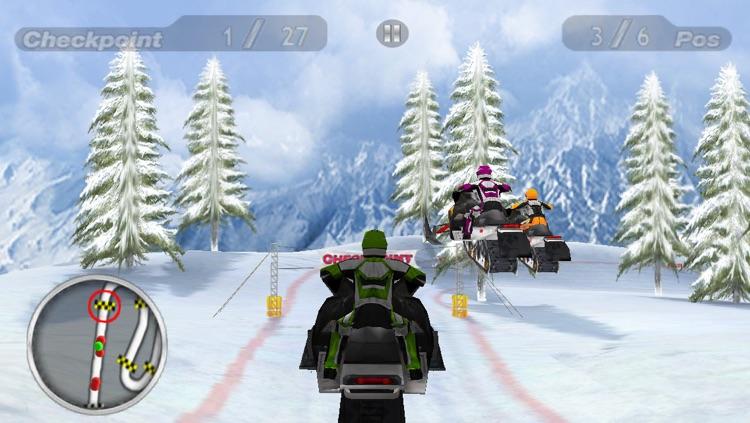 Snow Moto Racing
