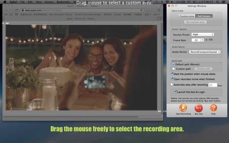 Screen Capture Tool Lite 3