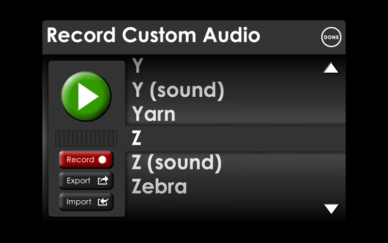 Z is for Zebra - Learn Letter Sounds | App Price Drops