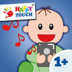 Baby Sound & Touch App (by Happy-Touch® Baby Games)