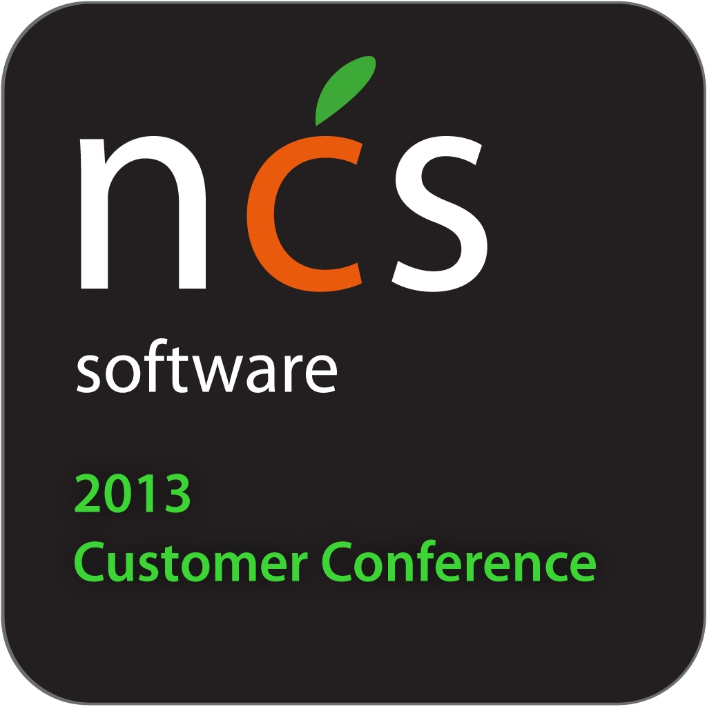 NCS 2013 Customer Conference