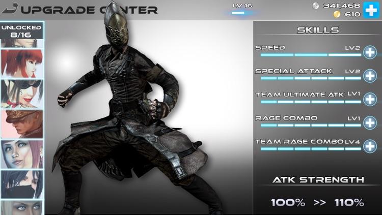 Beyond Fighting 2 Tag Team screenshot-3