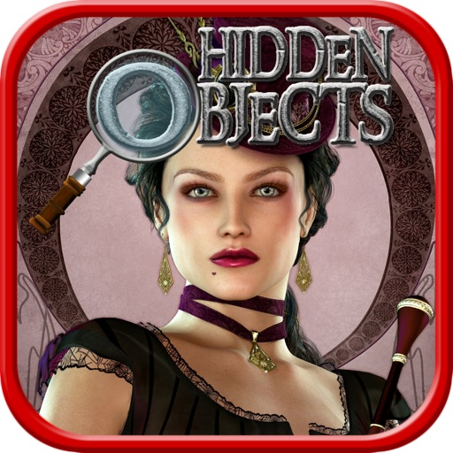 Hidden Objects - Vampire Brides