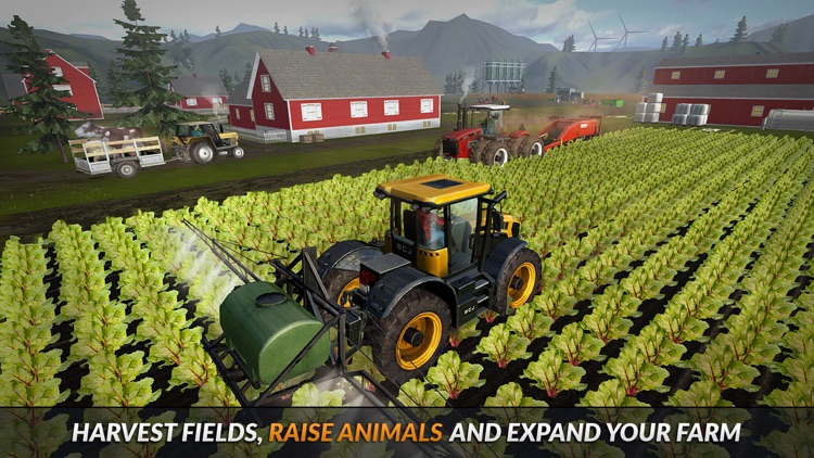 Farming PRO 2016 screenshot-1