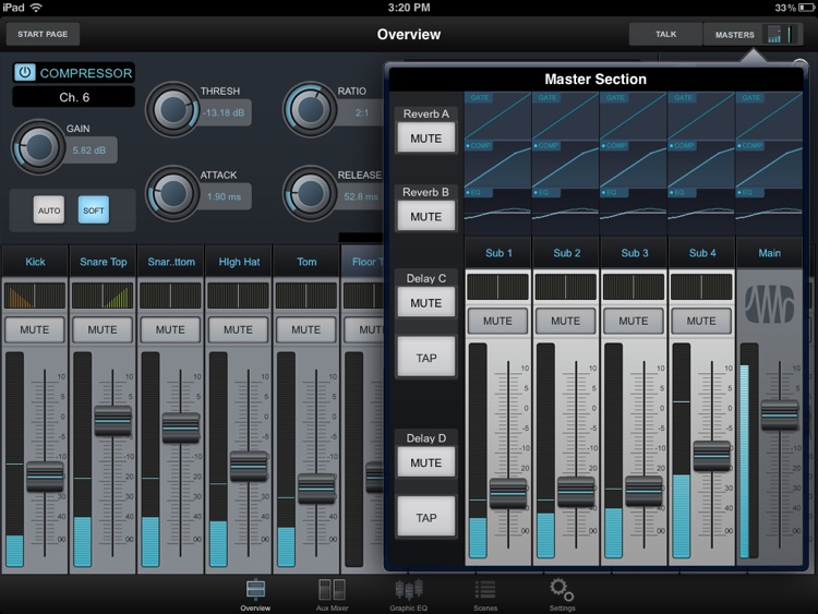 PreSonus SL Remote-AI screenshot-4