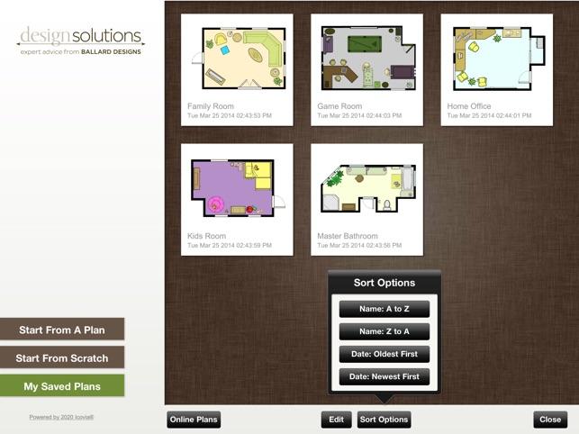 Ballard Designs Room Planner On The App Store