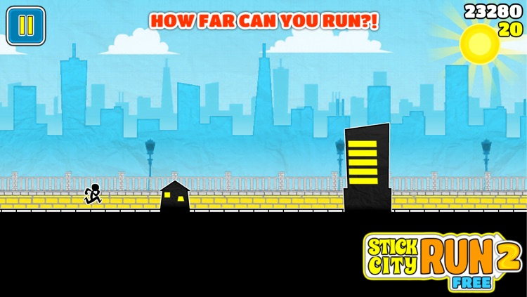 Stick City Run 2 Free By Lettu Games