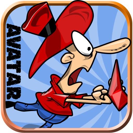 Treasure Run 3D Avatar iOS App