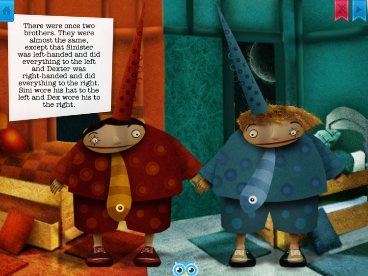 The Brothers - Have fun with Pickatale while learning how to read.