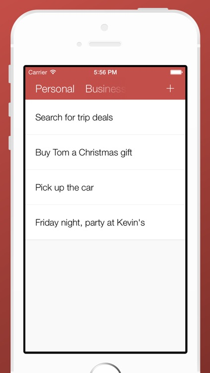 GetLifeDone: Simple ToDo and Tasks