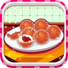 Jelly Donuts Maker - Cooking Games icon