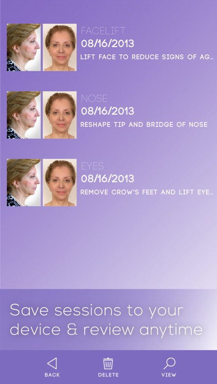 FaceLift: Cosmetic Surgery Simulator + Perfect Skin + Anti-Aging Visualizer screenshot-4