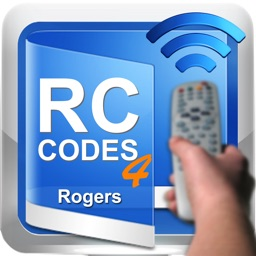 Remote Controller Codes for Rogers
