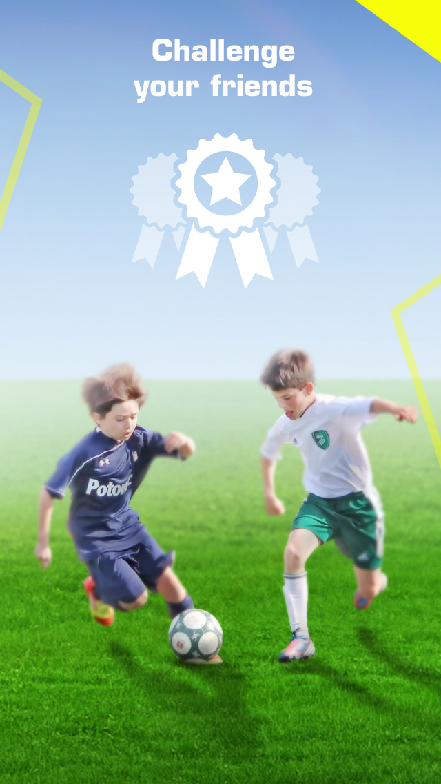 KickPower - Soccer Ball Speed Detector screenshot three