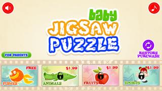 Baby Jigsaw Puzzleのおすすめ画像1