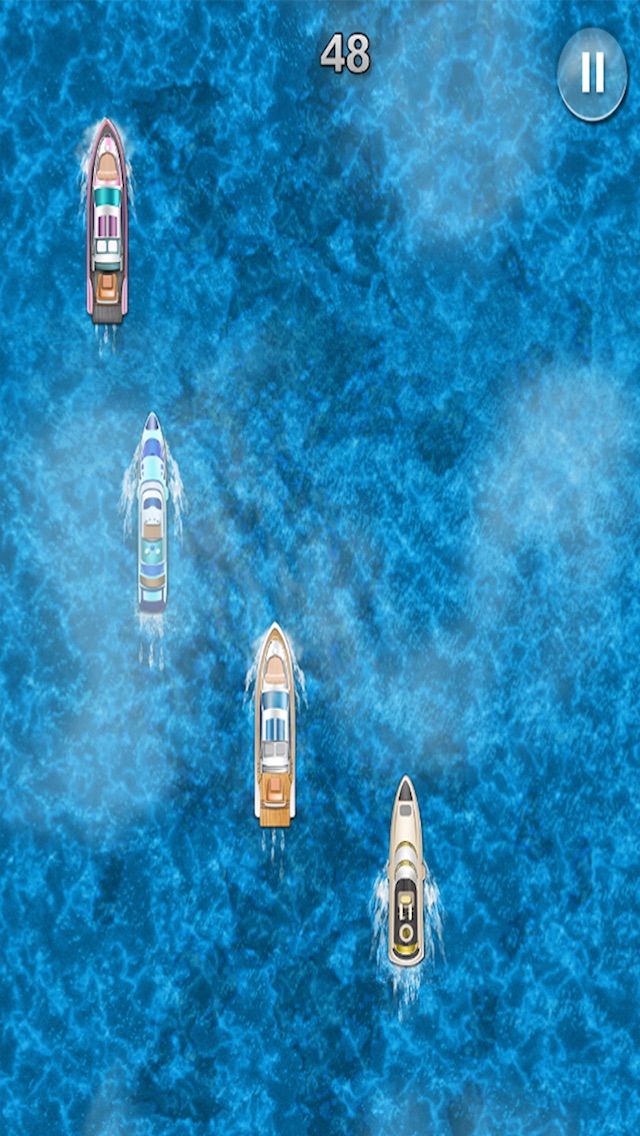 Yacht Racing : Luxury Race-3