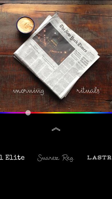 Over ajoute du texte sur vos photos iOS-capture-4