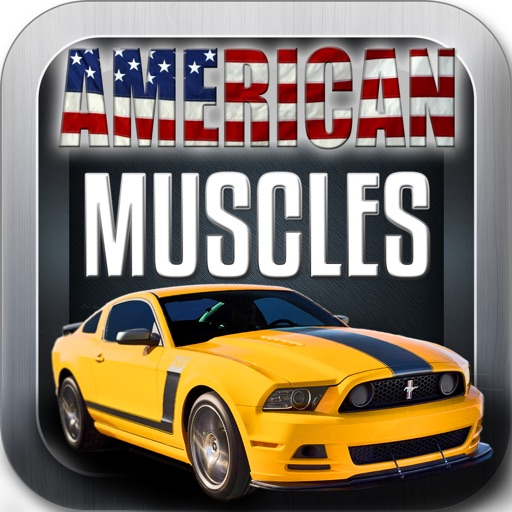 American Muscles - Lock Screen, Backgrounds and Ringtones icon