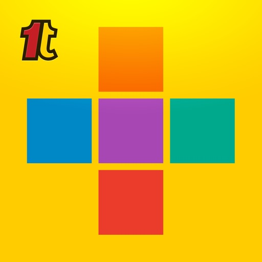 1TapTris - Falling Blocks Classic Puzzle Game for iOS 7 by 1Tapps