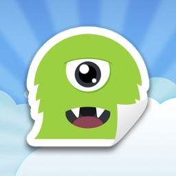 Shtickers - Animated stickers for iMessages