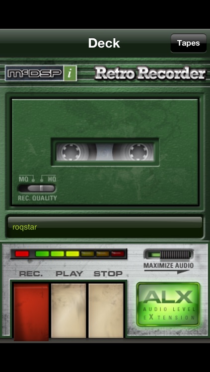 Retro Recorder screenshot-0