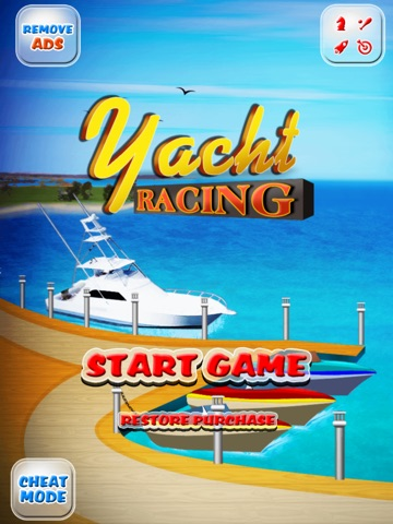 Yacht Racing : Luxury Race-ipad-0