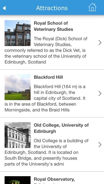 Edinburgh (Scotland) Guide, Map, Weather, Hotels. screenshot-3