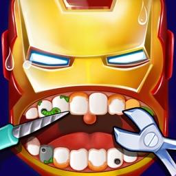 Superhero Dentist - Kids Games